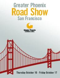 Greater Phoenix Economic Council Road Show Cover